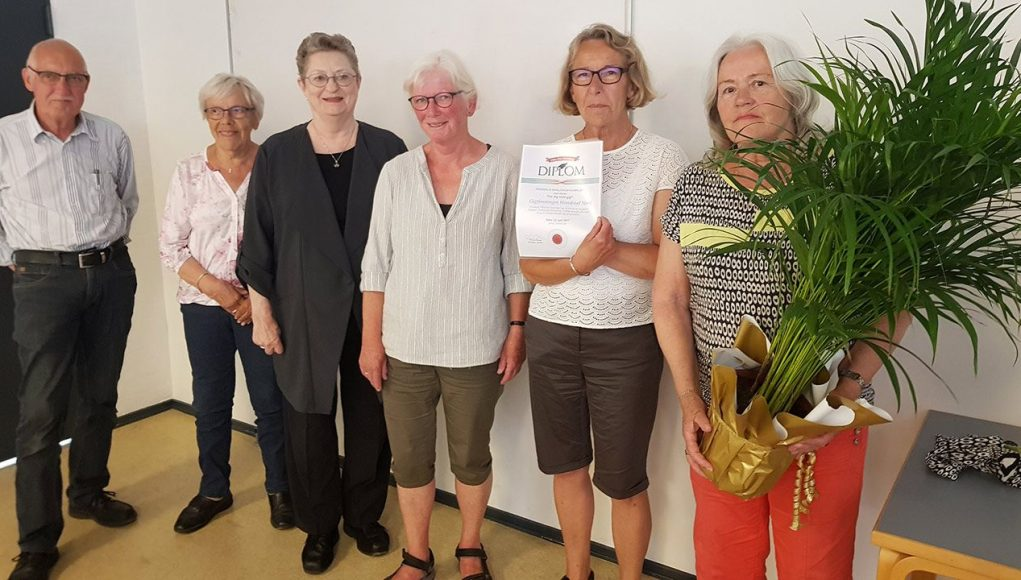 Gigtforeningen Hovedstad Nord er vinderen af Frivilligfilm Palmen 2017